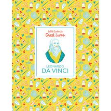 Laurence King Publishing Little Guides to Great Lives: Leonardo Da Vinci