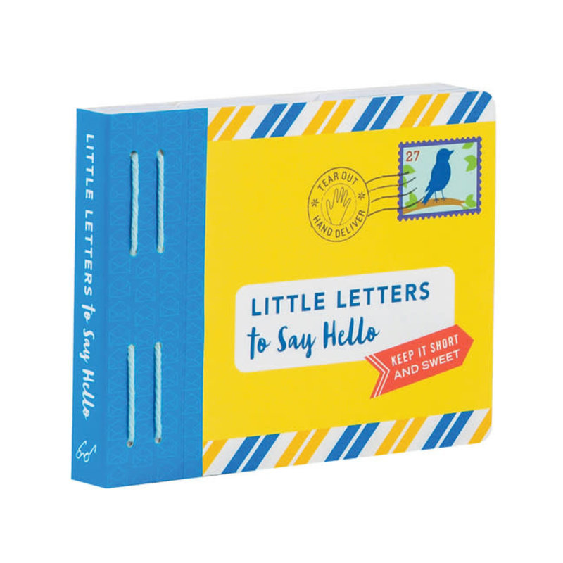 Chronicle Books Little Letters to Say Hello