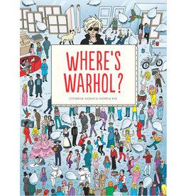 Laurence King Publishing Where's Warhol