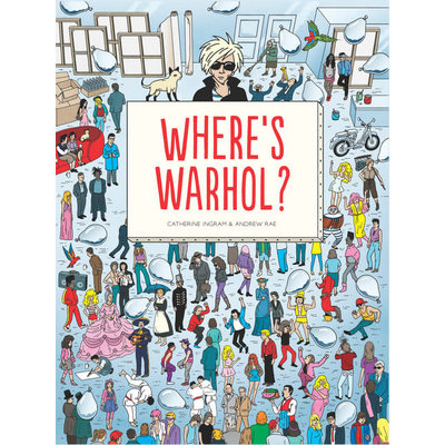 Laurence King Publishing Where's Warhol