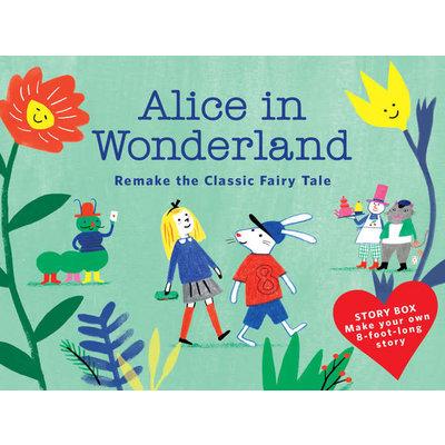 Laurence King Publishing Alice in Wonderland (Story Box)