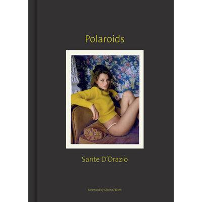 Chronicle Books Sante D'Orazio: Polaroids