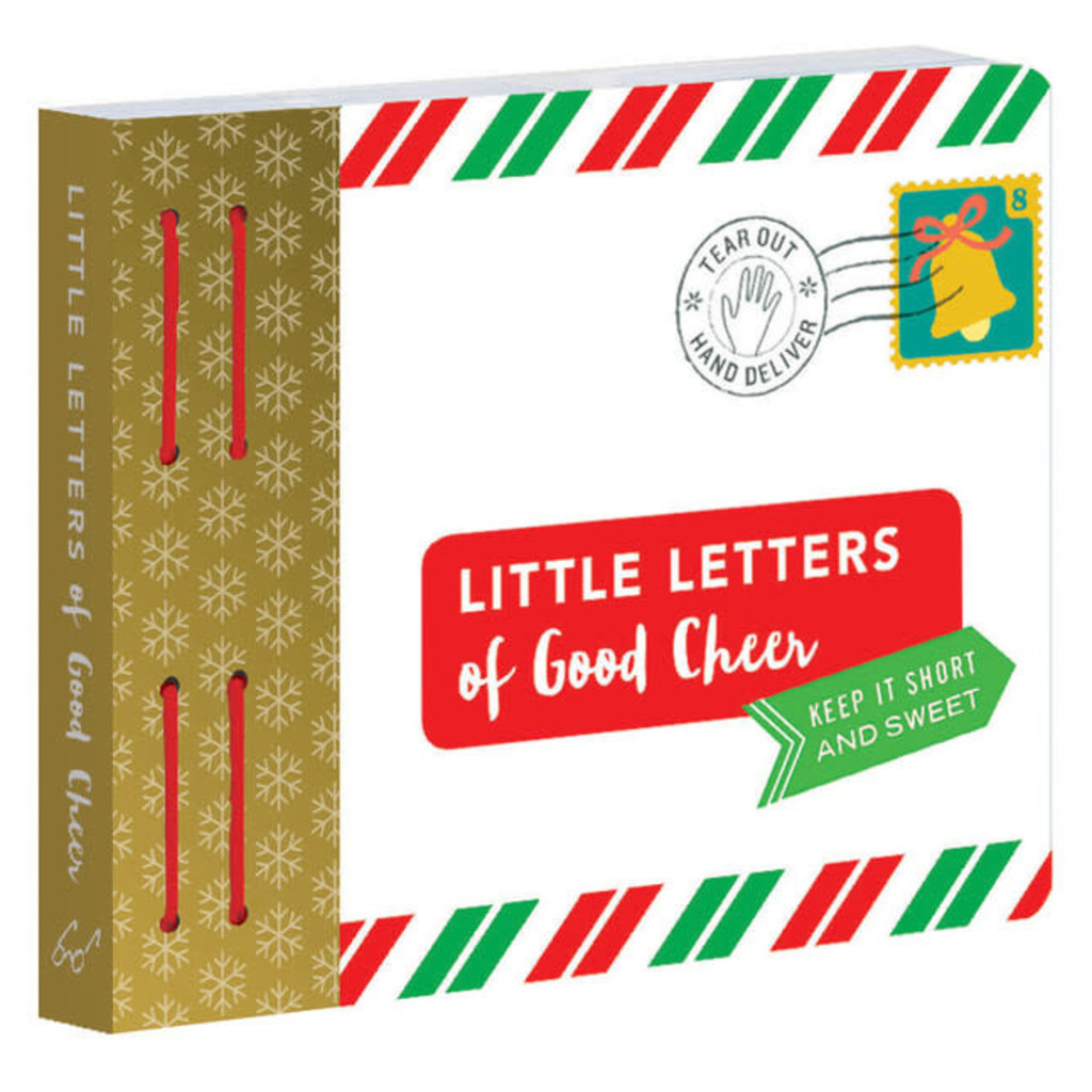Chronicle Books Little Letters of Good Cheer