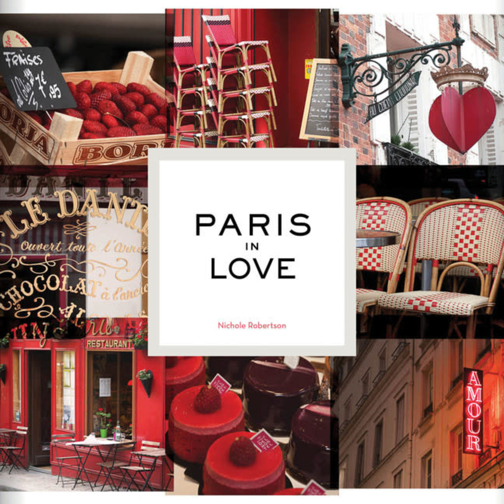 Chronicle Books Paris in Love