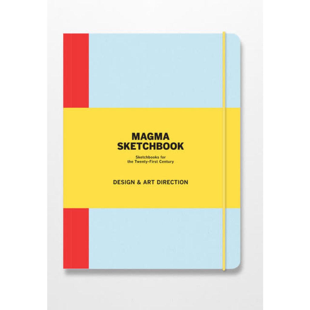 Chronicle Books Magma Sketchbook: Design & Art Direction