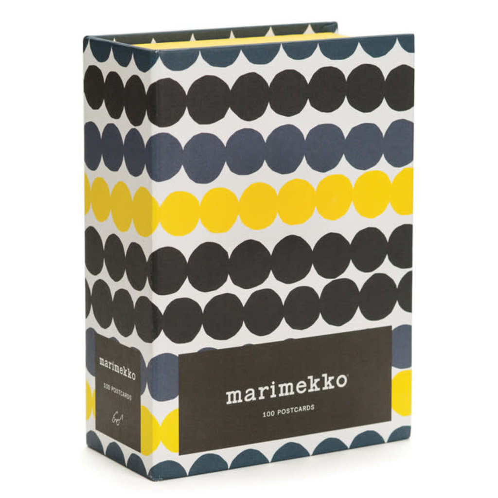 Chronicle Books Marimekko: 100 Postcards