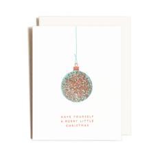 Homework Press Single Ornament
