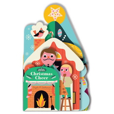 Chronicle Books Bookscape Board Books: Christmas Cheer