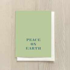 Vivid Print Peace on Earth Box Of Six Cards
