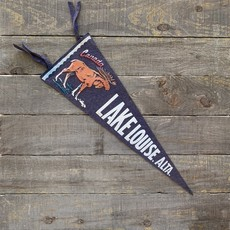Vivid Vintage Vintage Lake Louise Pennant Blue