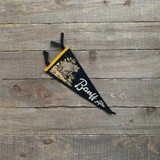 Vivid Vintage Vintage Banff  Pennant Black