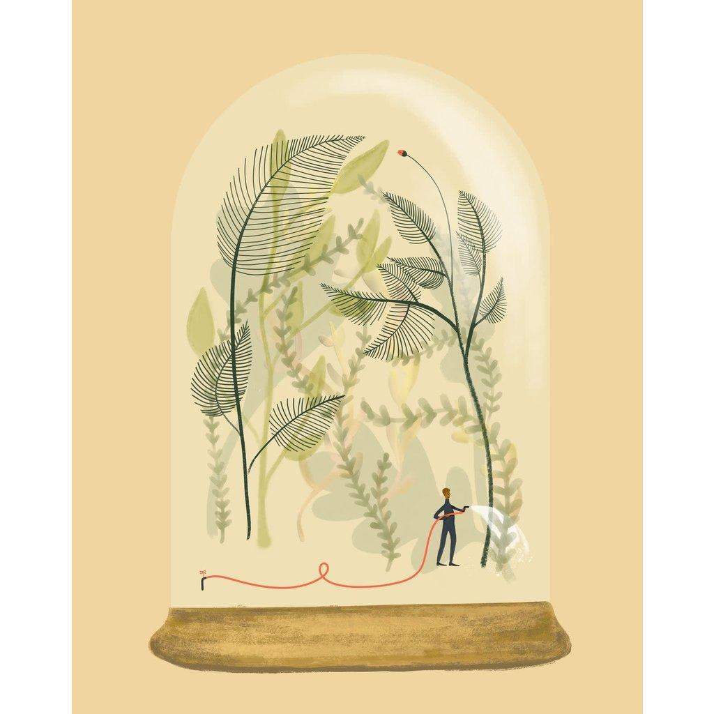 Homework Press Bell Jar | Daria Hirny