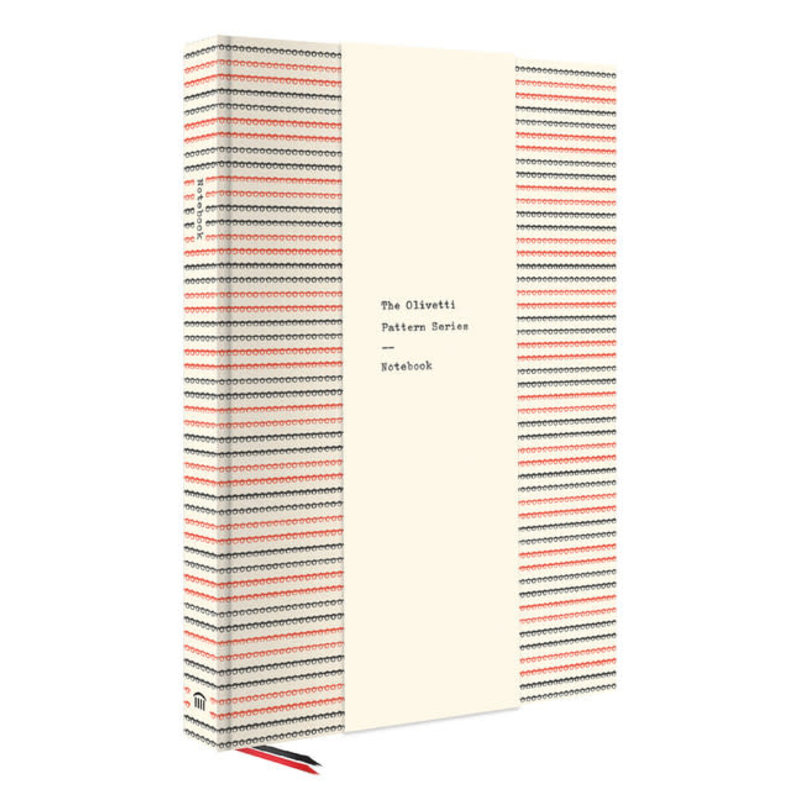 Princeton Architectural Press Olivetti Pattern Series Notebook