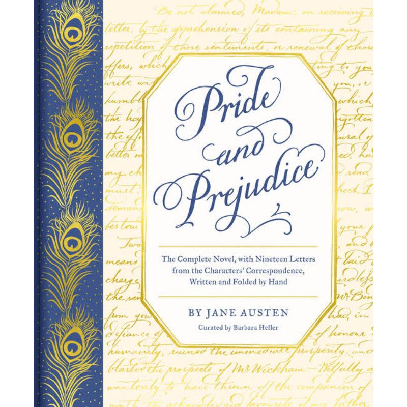 Chronicle Books Pride and Prejudice