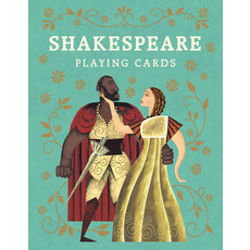 Laurence King Publishing Shakespeare Playing Cards