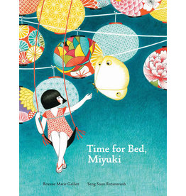 Princeton Architectural Press Time for Bed, Miyuki