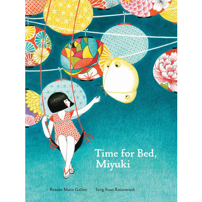 Princeton Architectural Press Time for Bed, Miyuki