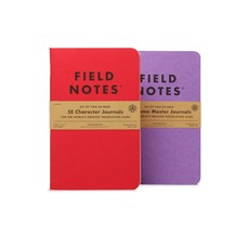 Field Notes Field Notes 5E Game Master Journal