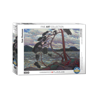Eurographics The West Wind Jigsaw Puzzle