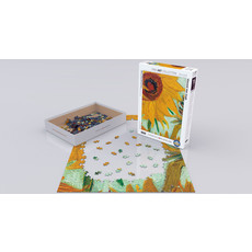 Eurographics Sunflower Jigsaw Puzzle
