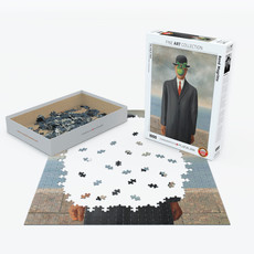 Eurographics Son of Man Jigsaw Puzzle