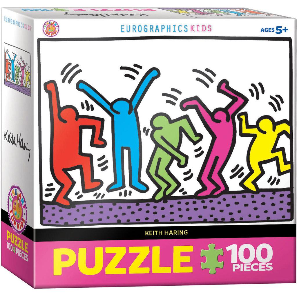 Eurographics Dancing Jigsaw Puzzle