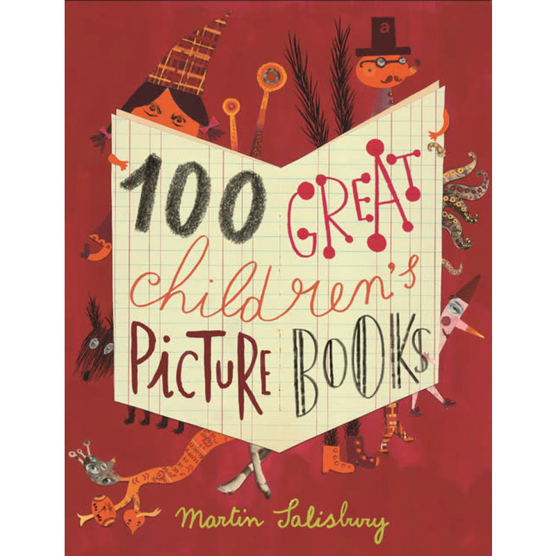 Laurence King Publishing 100 Great Children's Picturebooks