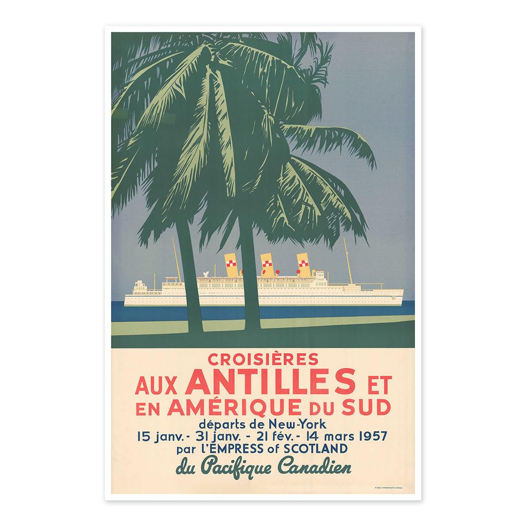 Vivid Print Croisières aux Antilles et en Amerique du Sud