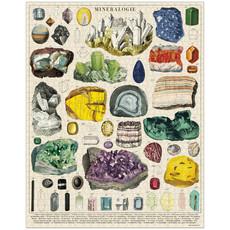 Cavallini Mineralogy 1,000 Piece Puzzle
