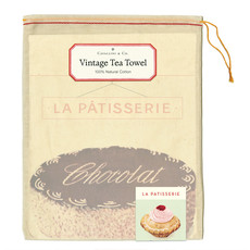Cavallini La Patisserie Tea Towel