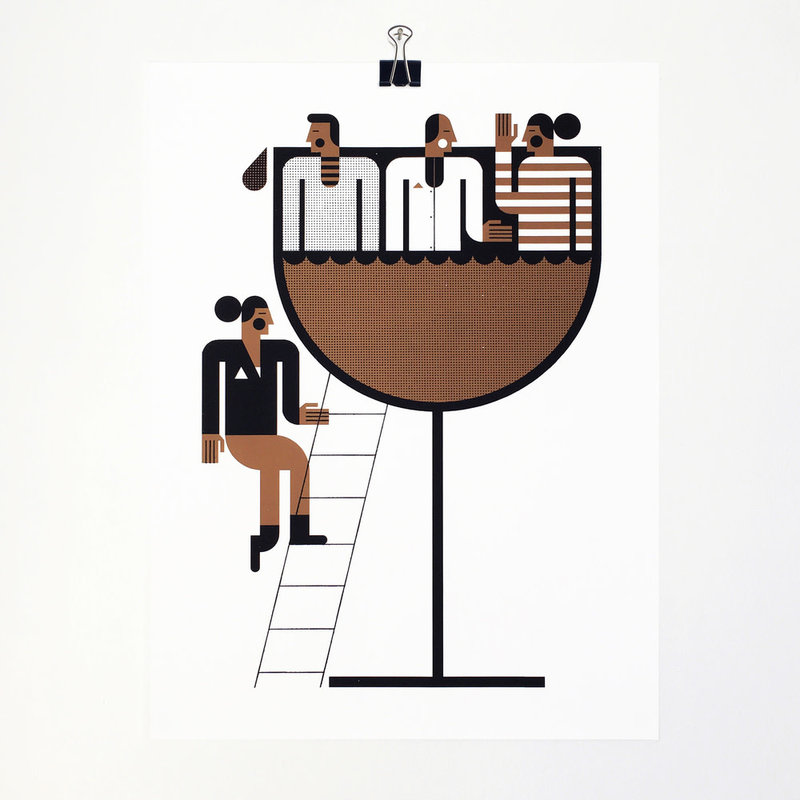 R. Biesinger Raymond Biesinger | Wine Party