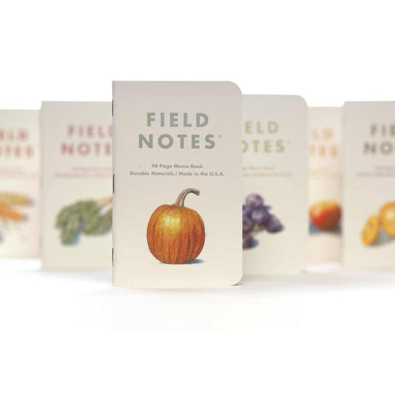 Field Notes Field Notes Harvest Edition