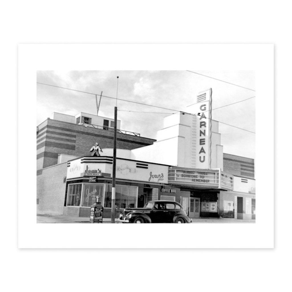Vivid Archives Garneau Theatre 1943
