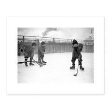 Vivid Archives Glenora Hockey Rink 1929