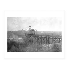 Vivid Archives High Level Bridge April 1912