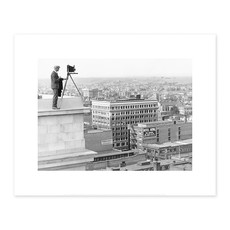 Vivid Archives Photographing Downtown Calgary, 1920