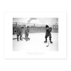 Vivid Archives Glenora Hockey Rink 1929 Poster