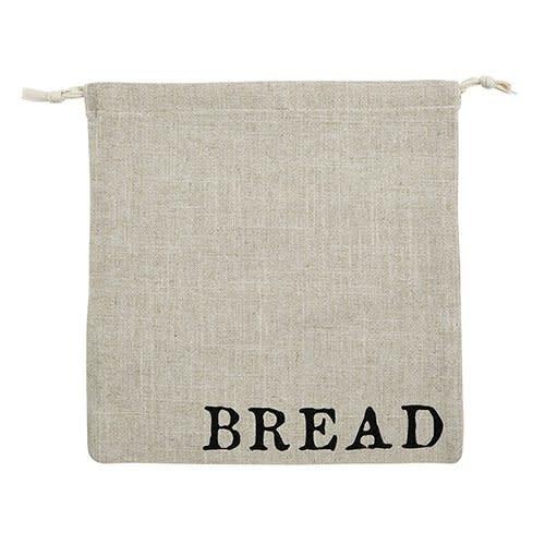 Linen Bread Bag