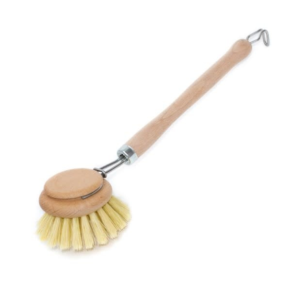 Natural Bristle Dish Brush