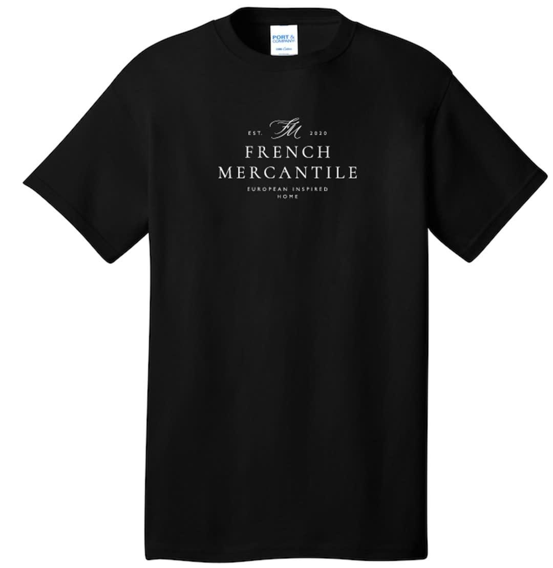 French Mercantile T-Shirt (Unisex)