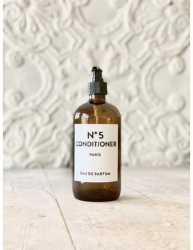 French Reusable Glass Conditioner Bottle