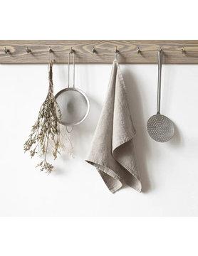 European Linen Dish Towel - Natural