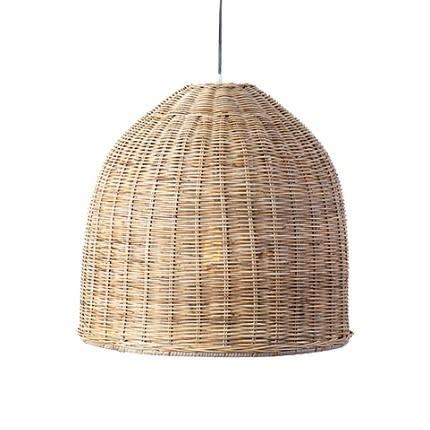 "Driftwood Pendant Light 20x20"""
