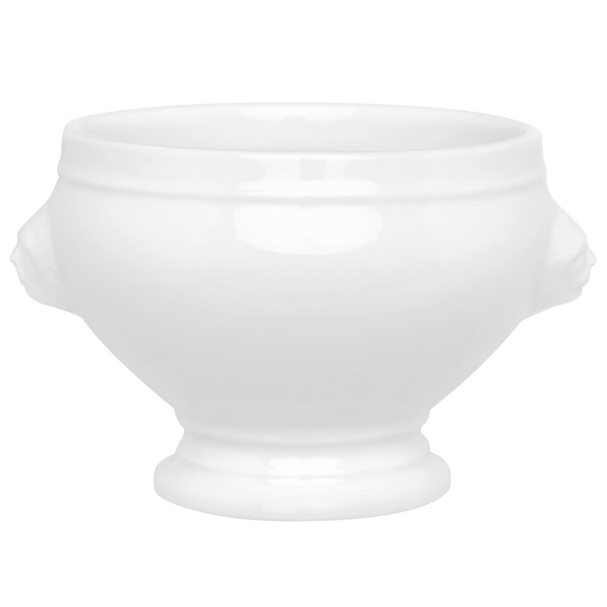 French Lions Head Bowl