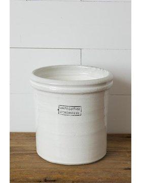 White Cottage Stoneware - Small