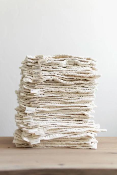 Organic Fair Trade Wash Cloth