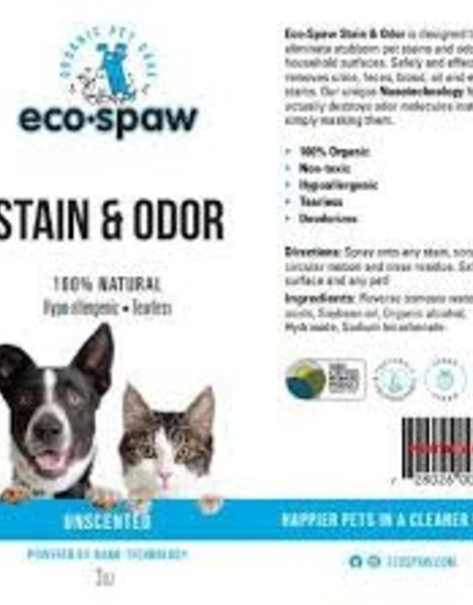 Eco Spaw Eco Spaw Stain and Odor 16 oz Unscented