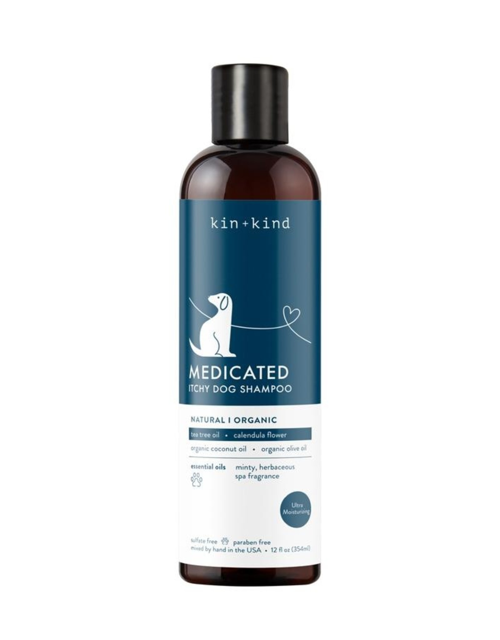 Kin + Kind Kin & Kind Medicated Shampoo 354 ml