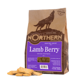 Northern Northern Treats Lamb Berry 500 g
