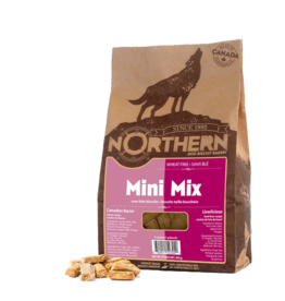 Northern Northern  Biscuits Mini Mix Canadian Bacon & Livericious 450 g